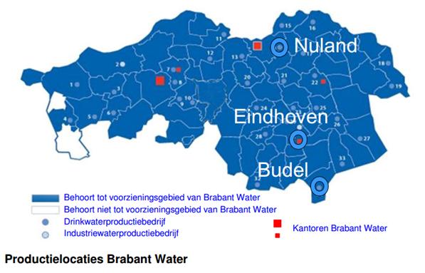 Winlocaties Budel, Nuland en Eindhoven